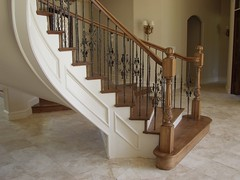 Stair Balusters Iron (iqlacrossecom) Tags: iron stair balusters