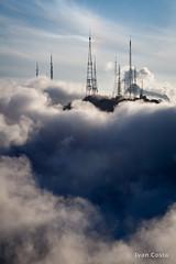 Nevoeiro (Ivan Costa) Tags: fog riodejaneiro rj cloudy nuvens antennas antenas nevoeiro
