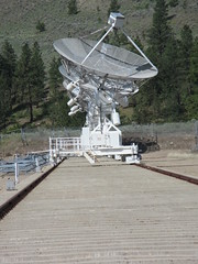 Movable (jamica1) Tags: canada radio bc okanagan columbia observatory research national council british nrc dominion astrophysical drao