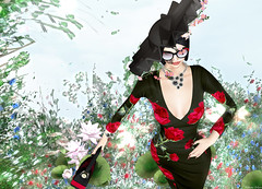 AMARELO MANGA - Karolina (Rehana MiSS SLVietnam, Face of CHOP ZUEY 2015) Tags: fashion secondlife lostandfound laboheme rehana jadore lode newrelease opale slink amarelomanga chopzuey rehanaseljan