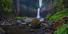 Abiqua Expanded (stokes rx) Tags: longexposure oregon waterfalls scottmills oregonwaterfalls abiqua