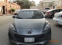 Mazda - Mazda 3 - 2013  (saudi-top-cars) Tags: