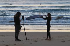 Early morning at Freshwater Beach (CNDoz) Tags: beach surf wave freshwater northernbeaches freshwaterbeach cndoz