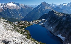 Hidden Lake (keithc1234) Tags: mountain lake snow landscape hiddenlake northcascades northcascadesnationalpark