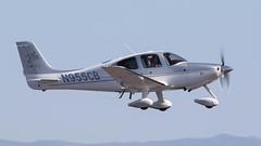 Cirrus SR22 N955CB (ChrisK48) Tags: airplane aircraft 2008 dvt phoenixaz cirrussr22 kdvt phoenixdeervalleyairport n955cb