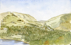 June 02 2016: Grasmere from Loughrigg Terrace