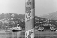 Winter in Como (sirio174 (anche su Lomography)) Tags: como lago lake lagodicomo comolake winter inverno