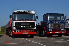 ERF B & C Seris (erfmike51) Tags: lorry artic cummins erfbseris erfcseris eastangliatopgearroadrun2016
