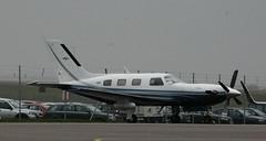 Anon Piper PA-46 Malibu N7----? (eLaReF) Tags: red brs eggd bristol lulsgate