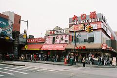 000022 () Tags: newyork film 35mm pentax takumar f2 smc flushing portra160  esii