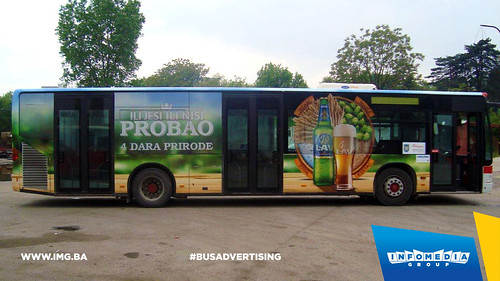 Info Media Group - Lav pivo, BUS Outdoor Advertising, Banja Luka 05-2016 (6)
