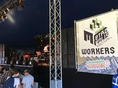 Methyl Ethel at Metropolis - Packing Up (IMG_3086) (pj_in_oz) Tags: holland netherlands rotterdam livemusic nederland rotterdamzuid methylethel metropolismusicfestival