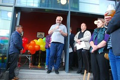 """Cllr Chris Penberthy reading some of the names of Orlando Victims • <a style=""""font-size:0.8em;"""" href=""""http://www.flickr.com/photos/66700933@N06/27474748680/"""" target=""""_blank"""">View on Flickr</a>"""