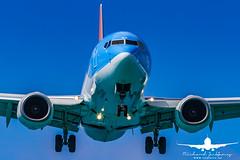Sunwing Airlines B737-800_AH3V4226 (RJJPhotography) Tags: caribbean sxm princessjulianainternationalairport saintmaarten