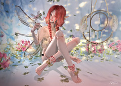 Butterfly Dreams (Anita Armendaiz) Tags: life hair wings doll seasons mesh free ears story elf coco gift second abc collaborative andika the liaison dva astralia bentbox kalopsia