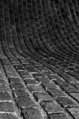 Textura (explore) (Gayoausius) Tags: bw ladrillo textura blancoynegro arquitectura bokeh patern droppedfromexplore 7dwf