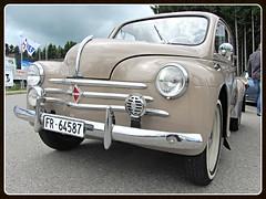 Renault 4CV (v8dub) Tags: renault 4 cv schweiz suisse switzerland french pkw voiture car wagen worldcars auto automobile automotive old oldtimer oldcar klassik classic collector
