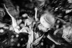 Freak Songkran 2016 / 2 (Tavepong Pratoomwong) Tags: eye water thailand dance hand bangkok freak streetphoto songkran tavepong