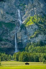 Around Kandersteg (_bwmax_) Tags: travel alps switzerland town sony adventure alpine scouts kandersteg a7rii