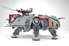 AT-TE08 (clebsmith) Tags: starwars lego walker