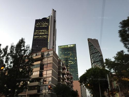 Los 3 gigantes de Reforma