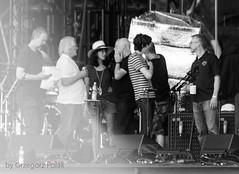 Before the David Gilmour's gig (Grzesiek.) Tags: gilmour rattlethatlocktour wrocaw wroclaw poland koncert concert stage europejskastolicakultury davidgilmour placwolnoci pinkfloyd
