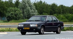 Volvo 780 Coup Bertone 1988 (XBXG) Tags: auto old holland classic netherlands car volvo automobile sweden 1988 nederland swedish voiture sverige schiphol paysbas coupe coup ancienne zweden sude bertone rijk 780 n201 zweeds schipholrijk sudoise volvo780 nhrl45