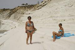 Jole_Scala_dei_Turchi_4999 (Manohar_Auroville) Tags: girls sea italy white beach beauty seaside rocks perspectives special scala sicily luigi dei agrigento fedele turchi scaladeiturchi manohar