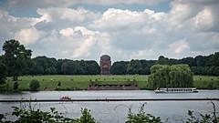 Stadtparksee & Planetarium Hamburg (Strandgutsuche) Tags: hamburg planetarium stadtpark stadtparksee alterdampfer