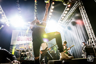 25-06-2016 // August Burns Red at Jera On Air // Shot by Jurriaan Hodzelmans