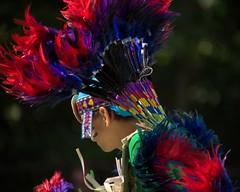 Pow Wow International de Wendake - 25 juin 2016 - Souvenirs (eburriel) Tags: nikon d610 wendake powwow dance danse summer t 2016 juin dancer root racine huron nation souvenir picture color homme femme respect sigma burriel circle cercle native exterior extrieur dancers qubec canada proud fier woman women ma men grass herbe