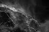 Misty Rocks ((nz)dave) Tags: california sky usa mountain nature rock outdoors iso200 yosemite yosemitenationalpark f8 bridalveilfalls 1500sec nikond810 062016 vrzoom70200mmf28gifed