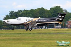 N911VU (PHLAIRLINE.COM) Tags: flight airline planes philly airlines phl spotting bizjet generalaviation spotter philadelphiainternationalairport kphl