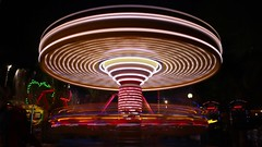 Amusement Park (gkhanuysal) Tags: amuse turkishtravellers wbpa light colar longexposure amusementpark