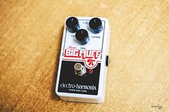 The Little Big Muff (Daniel Y. Go) Tags: music fuji guitar philippines nano pedal fuzz electroharmonix bigmuff ehx xpro2 fujixpro2