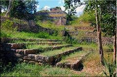 Mxico - Oxkintok / Yucatn (Galeon Fotografia) Tags: mxico mexico maya mexique messico   oxkintok  municipiodemaxcan galeonfotografa