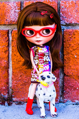 Tootsie POP! (DisneyColor) Tags: 12inch 12inchdoll 12inchdolls adg ashtondrakegalleries anime bargemann bigeyes bighead blythe blythedoll blythedolls blythes crossworldconnections custom customs cwc doll dolls fashion fashiondoll fashiondolls hasbro japan japanese keithbargemann neoblythe porcelain sanfrancisco takara takaratomy tomy toy toys neo neos neoblythes tootsierollpop tootsieroll rosieegelutie playsuit wubbachicken dalmation dog dogs dalmations patience chantillylace moofers redglasses simplydelight stockboots brick sanfranciscobrick redbrick randolphstreet redboots tootsierollpopplaysuit redbrickwall sanfranciscobrickwall sanfranciscoredbrickwall oceanview sf norcal northerncalifornia onlocation california ca street sidewalk red stilllife miniature rement wubba