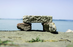 Throne of lake Balaton (Mr.Golax) Tags: lake stone 35mm nikon sigma balaton throne d7100 sigma35mmf14 nikond7100