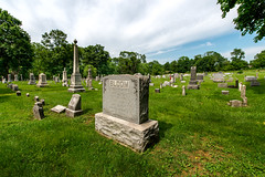 BloomStone (Bruce Livingston) Tags: cemetery nj asbury tombstones warrencounty