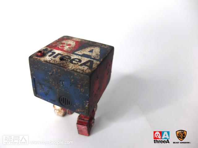 threeA × 野獸國玩具 TTF2013 限定 SQUARE