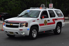 Mahwah Fire Department Chief 130 (Triborough) Tags: chevrolet newjersey gm chief nj tahoe firetruck fireengine firechief montvale mfd bergencounty chiefscar mahwahfiredepartment chief130