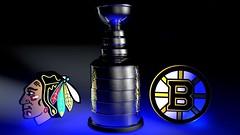 Boston vs Chicago Stanley Cup