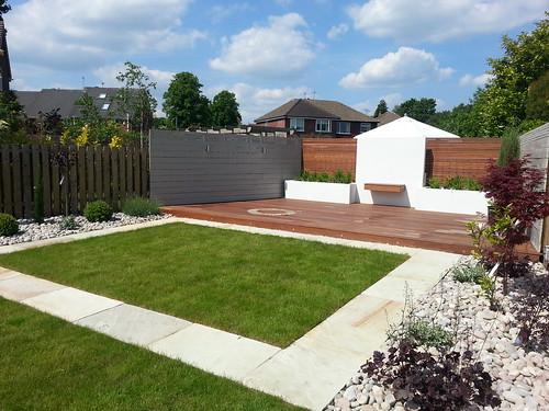Landscaping Wilmslow Modern Garden Image 15