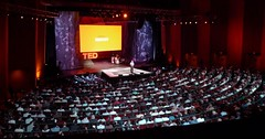 TED Stage.