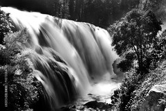 Marmore (andwow) Tags: longexposure blackandwhite bw italy panorama canon landscape photo waterfall italia picture umbria marmore cascata cascatadellemarmore andreacolombo