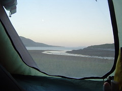 View to Sound of Soay from my bed (Yssso) Tags: scotland highlands isleofskye elgol scottishhighlands wildcamping soundofsoay