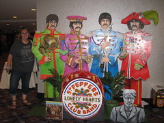 Sgt. Pepper and Me (Starshyne09) Tags: chicago artwork beatlefest fatgirl thebeatles sgtpepper sgtpepperslonelyheartsclubband 2013 thefestforbeatlefans