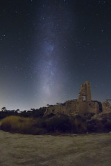 Milky Way en Columbares (tpealver - www.tomaspenalver.es) Tags: murcia 7d marmenor milkyway columbares vialactea lluviadeestrellas sucina tokina1116 perseridas
