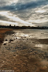 Reflejos...Playa de la Espasa (ElAsturcon) Tags: asturias playa asturies caravia espasa