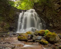 E v e n M y S u r e T h i n g s F a l l T h r o u g h (AnthonyGinmanPhotography) Tags: green waterfall moss karuizawa olympuse620 asamaotaki olympus1122mmf28
